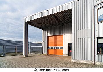 産業 倉庫