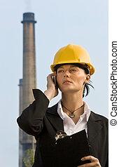 産業, 女性