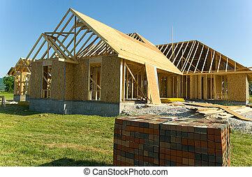 産業, 建設
