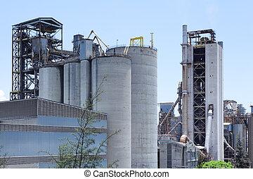 産業, 植物