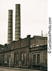 産業 煙突