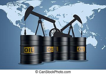 産業, 石油