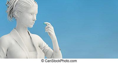 産業, 薬