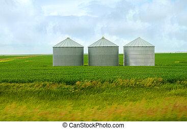 産業, 農業