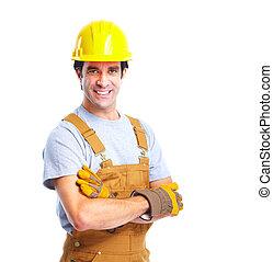 産業, worker.