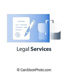 用語, 条件, 厳粛, 司法, 契約, 書かれた, 宣言, 法的, 所有権, 登録, 手紙, 弁護士, 文書
