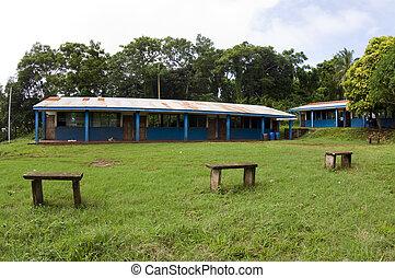 田園, 学校, アメリカ, ニカラグア, 中央である