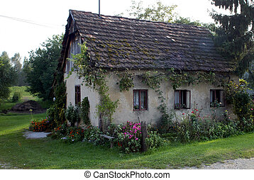 田舎の別荘