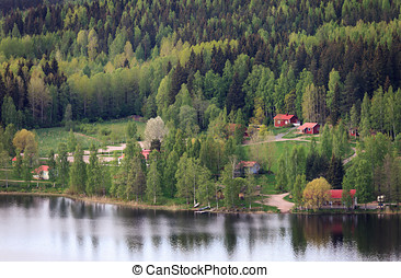 田舎, フィンランド