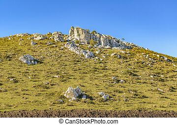 田舎, maldonado, 風景, 岩が多い, ウルグアイ
