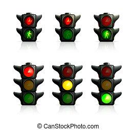 电灯, 交通