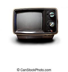 电视, retro