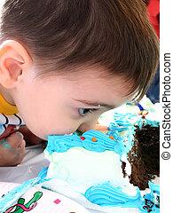 男の子の 子供, birthday