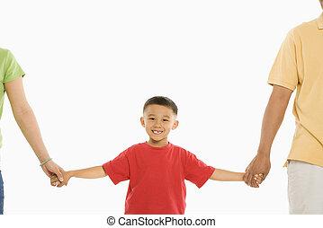 男の子, ∥で∥, parents.