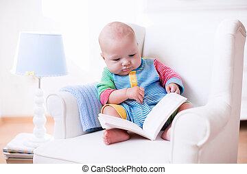 男の子, わずかしか, 読む本