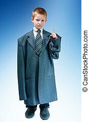 男の子, スーツ