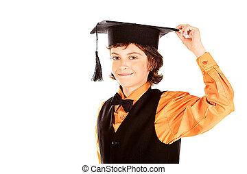 男の子, 教育