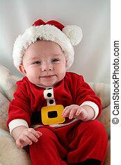 男の赤ん坊, claus, サンタの 用品類