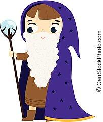 男孩, 魔術, 鞭笞, 巫術師, 万圣節, 水晶, 服裝, 藏品, 系列, 孩子, ball.