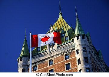 界標, 城市, 魁北克