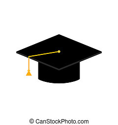 畢業帽子, 被隔离