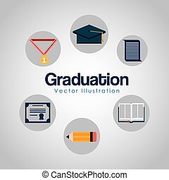 畢業, 概念, 設計
