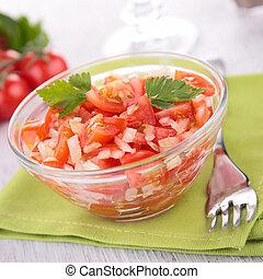 番茄, 沙拉