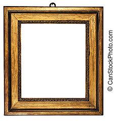 畫框架, 立方