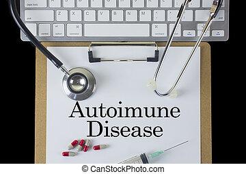 疾病,  autoimune