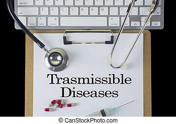 疾病,  transmissible