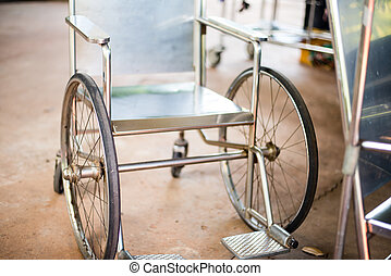 病院, 車椅子