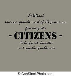 痛苦, 科學, 政治,  spends, 大多數, 它