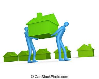 発動機, 家, -, ビジネス, #2