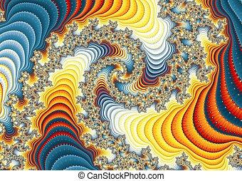 発生する コンピュータ, パターン