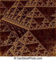 発生する コンピュータ, 抽象的, 背景