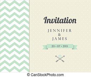 発表, カード, ∥あるいは∥, 招待
