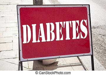 発表, diabetes., 概念, 背景, ビジネス, スペース, テキスト, 提示, 病気, コピー, 執筆, キャプション, 書かれた, インシュリン, 手, 概念, 印, 医学, 道, インスピレーシヨン