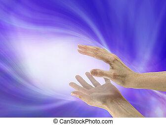 発送, エネルギー, 治癒