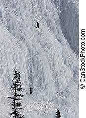 登山家, 氷