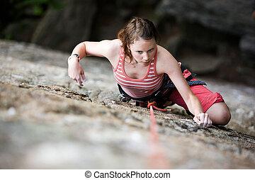 登山運動員, 女性