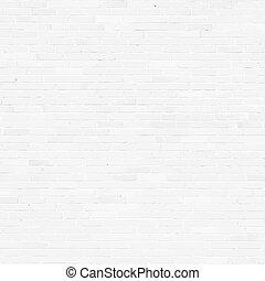 白い壁, 手ざわり, 救助, 影, れんが