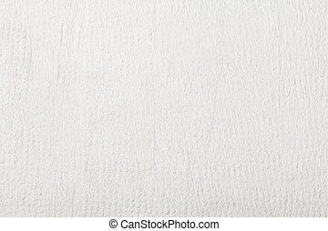 白い背景, 手ざわり