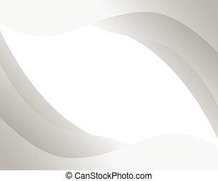 白い背景, 抽象的
