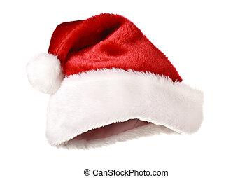 白帽子, 被隔离, 聖誕老人