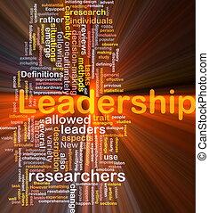 白熱, 概念, 骨, 背景, リーダーシップ