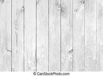 白色, 木頭, 老, 板條, 背景
