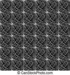 白色, 線, 被編織