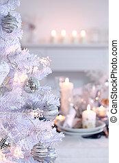 白色 聖誕節