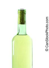 白, びん, ワイン
