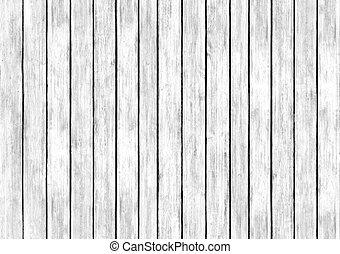 白, ブランク, 木, パネル, デザイン, 手ざわり, 背景